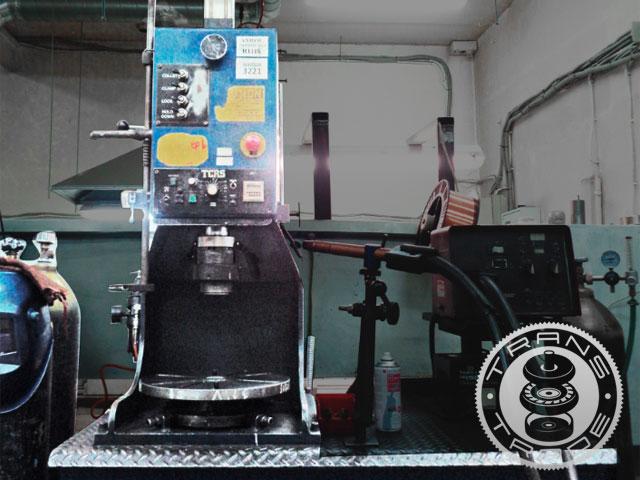 Сварка гидротрансформатора